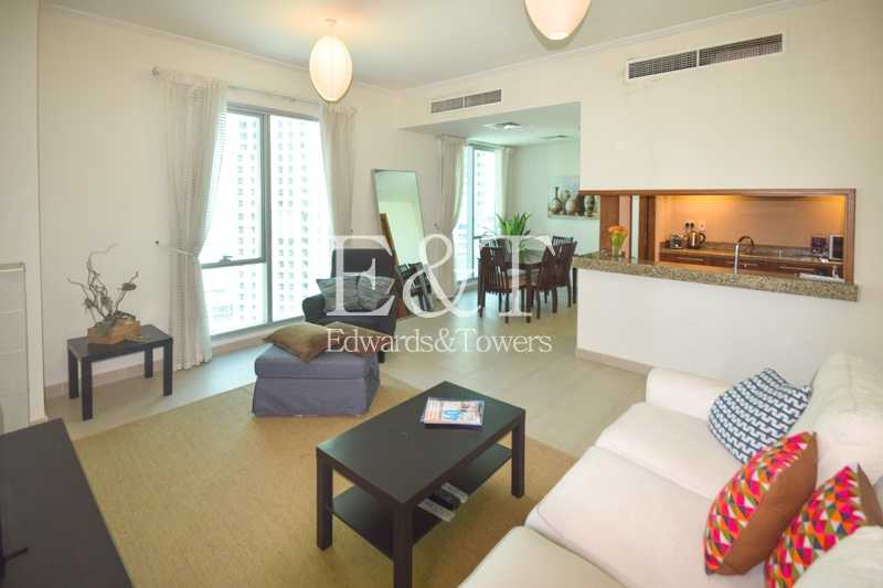 Unfurnished | One Bedroom | Full Marina View