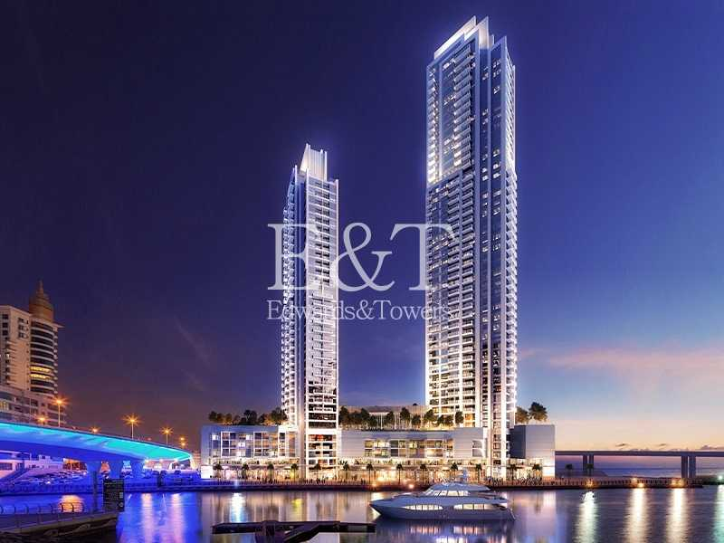Exclusive   Sea View  3 Bedroom  Tower 1  Resale