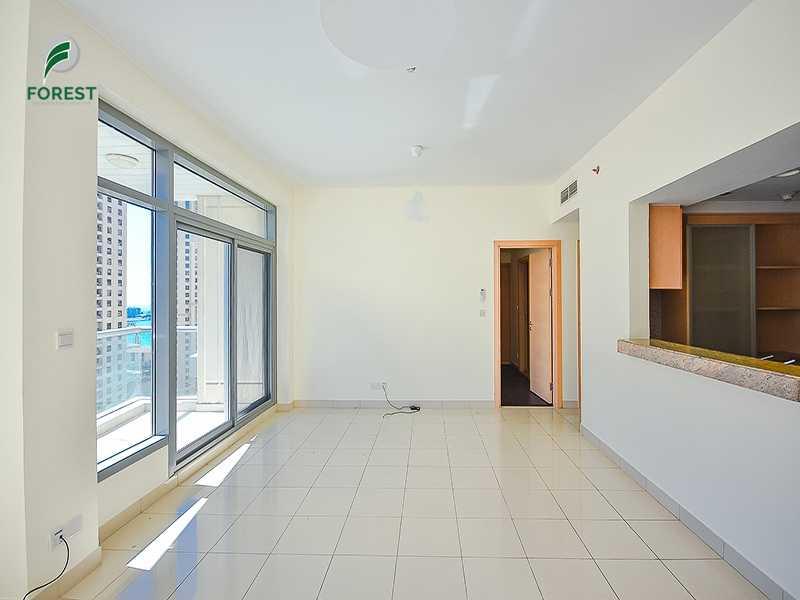 Stunning Unit |1 BR | Mid Floor | Marina View