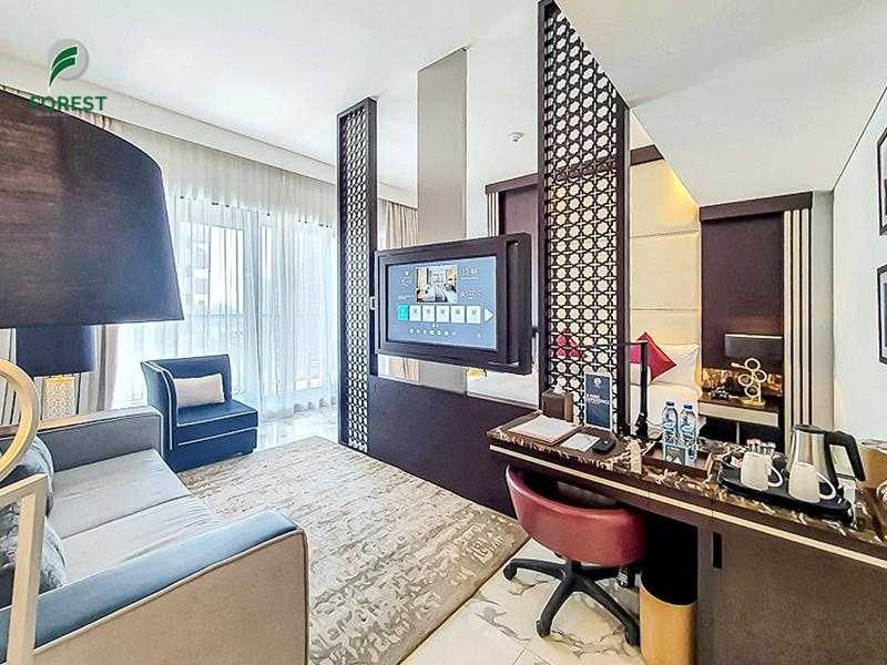 Hotel Apartments   Studio   Fully Furnished