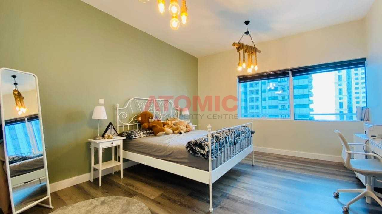 Upgraded|Sea View|Higher Floor| 2BR+Store|Mag 218
