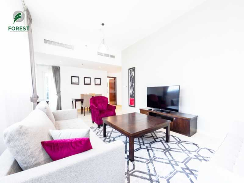 Well Maintained | Furnished Apt | Nice Location