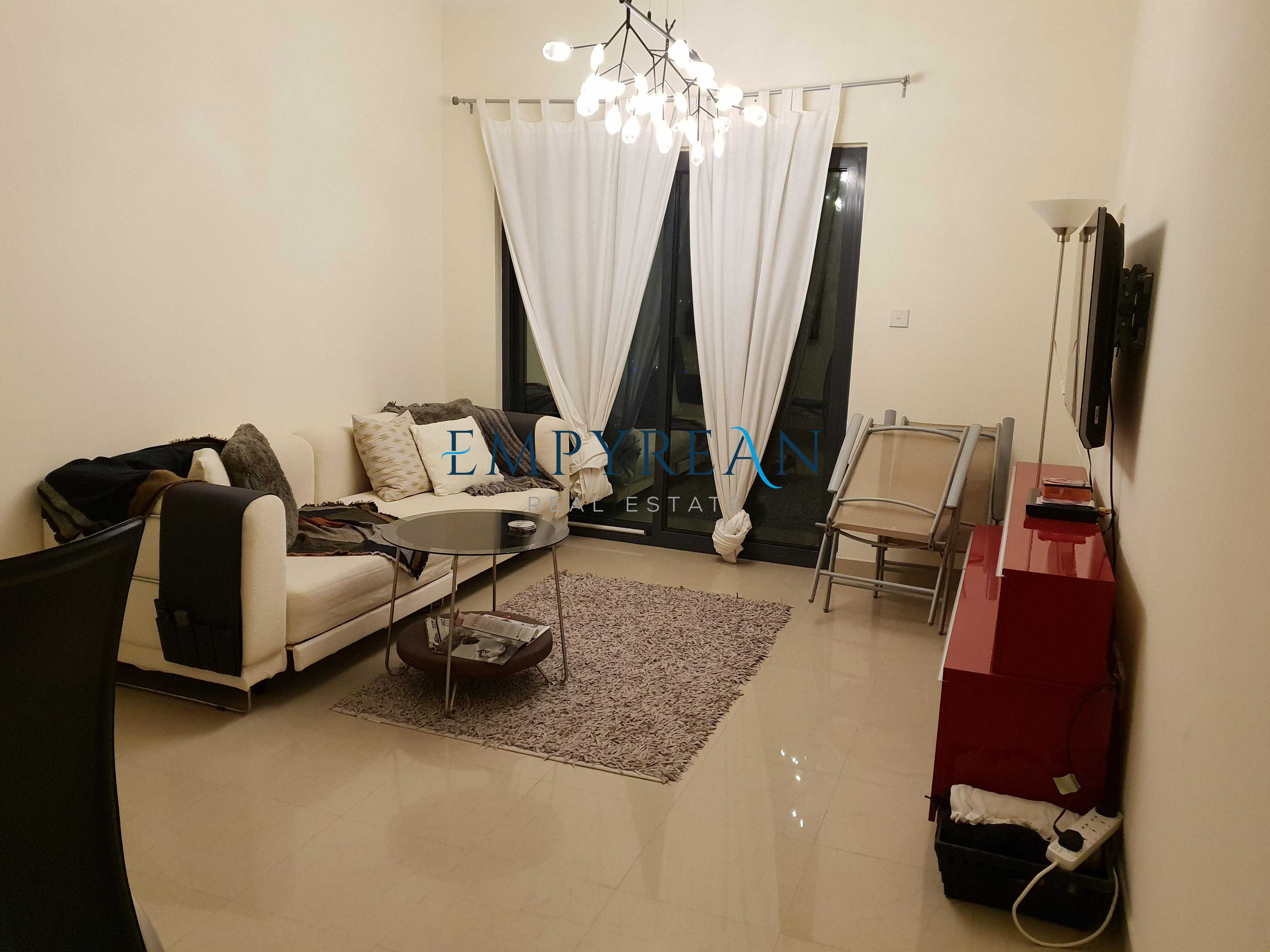 Nicely Furnished | Huge Balcony | Chiller Free