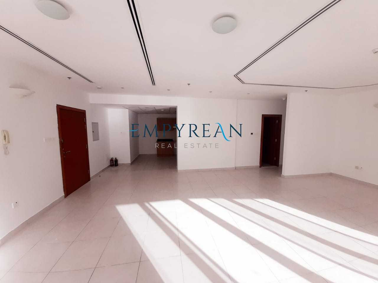Spacious 2BHK + Maids Room | Closed Kitchen | Rented