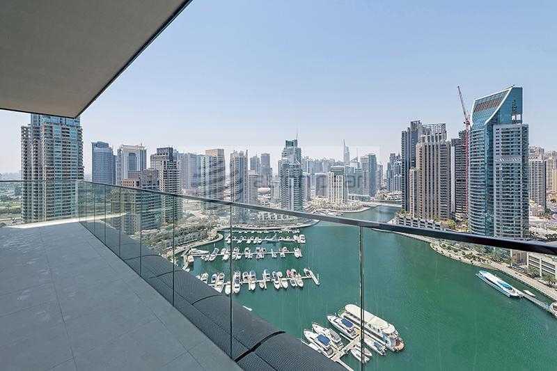 Upgraded | Panoramic Marina Views |Demanded Layout