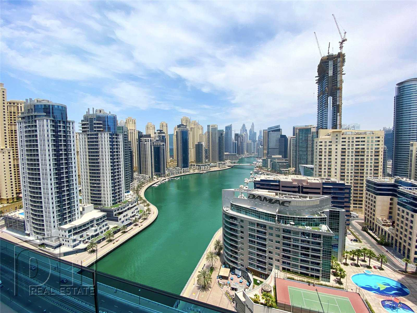 Marina View   High Floor   Unfurnished