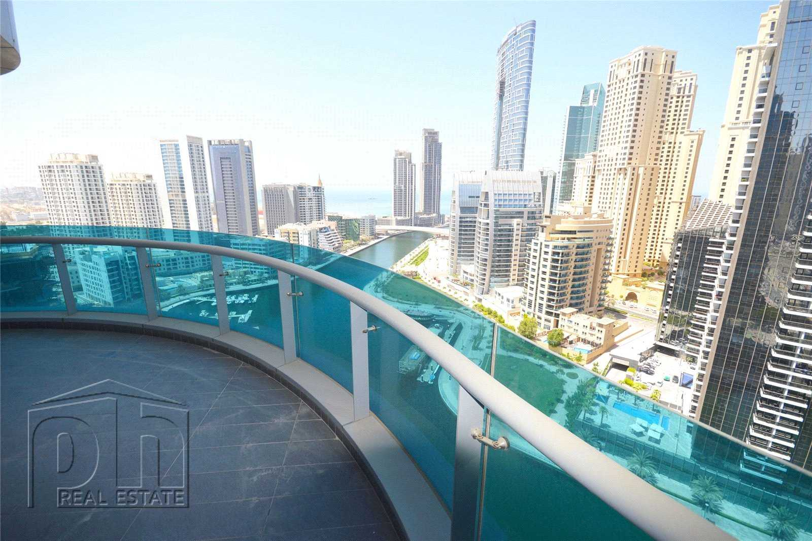 Partial Marina View   Vacant   Unfurnished
