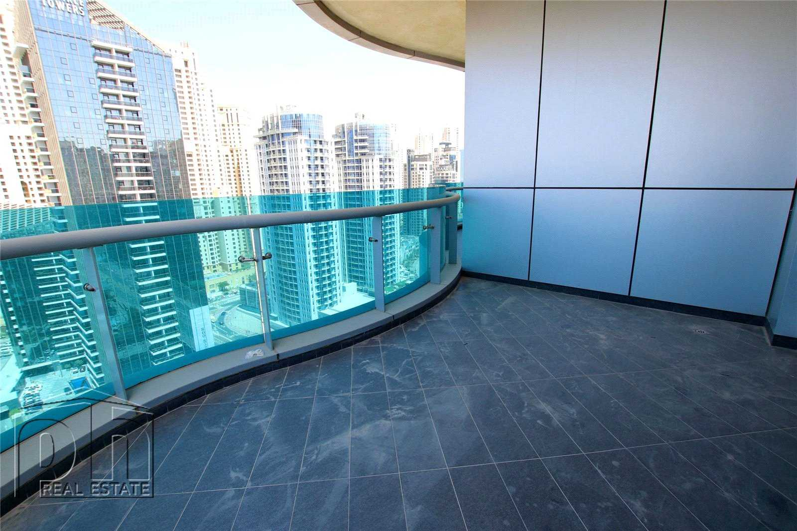 Partial Marina View | Vacant | Unfurnished