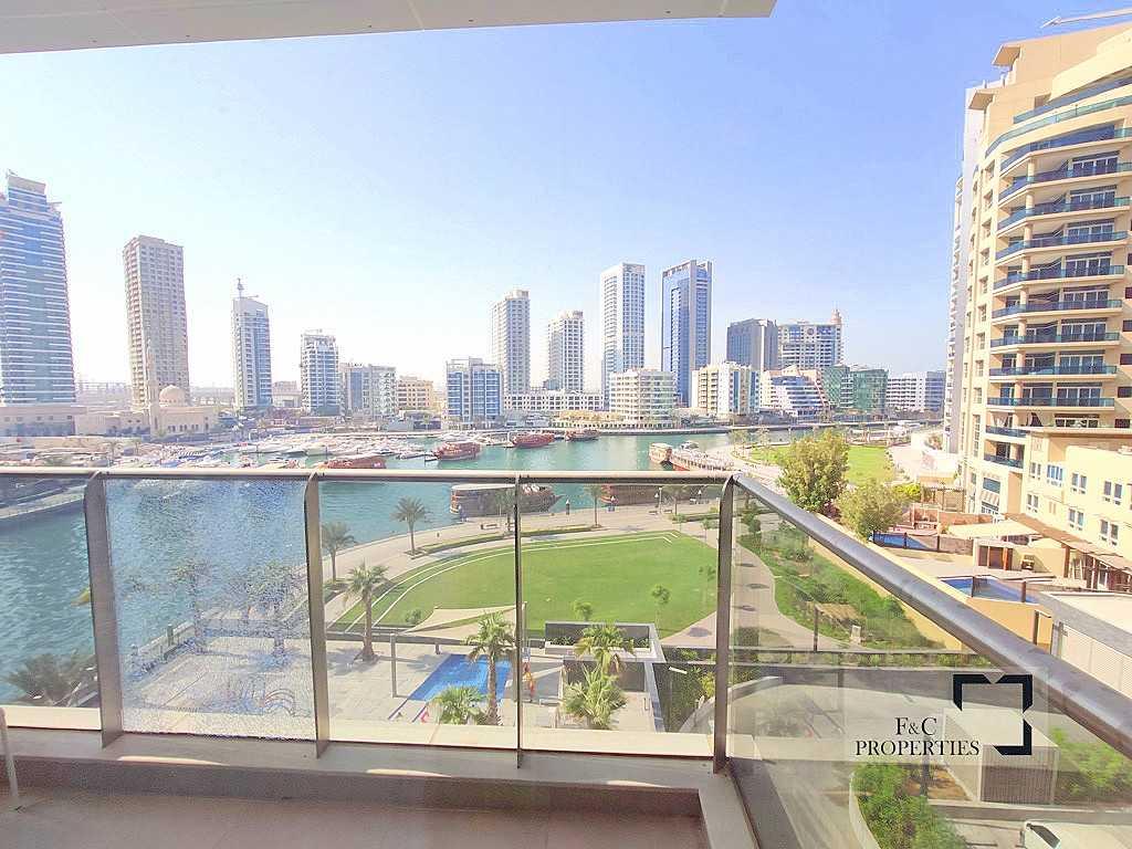 Marina View |  Unfurnished | Mid Floor