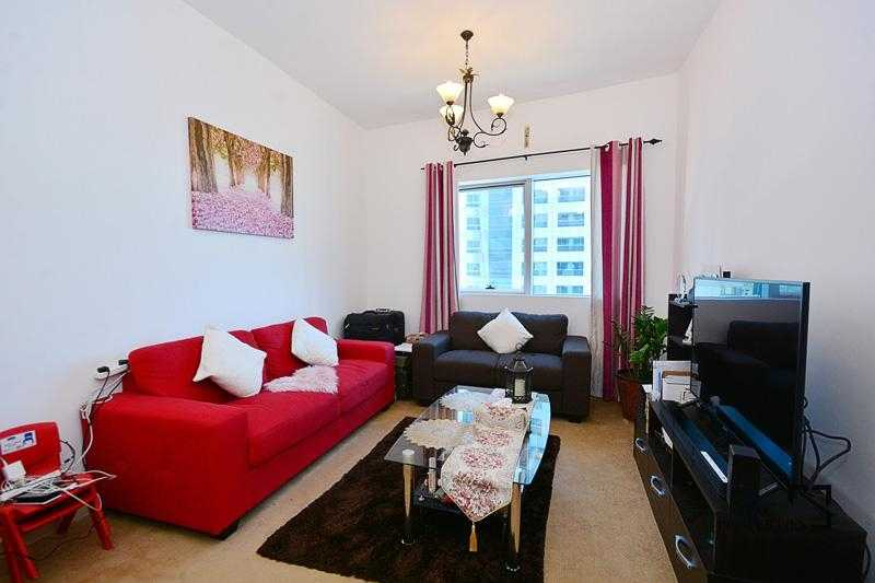 Mid Floor | Furnished |  Marina View| Next to Metro