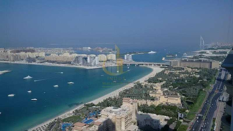Full Sea View | Fully Furnished 1 bed | On High Floor