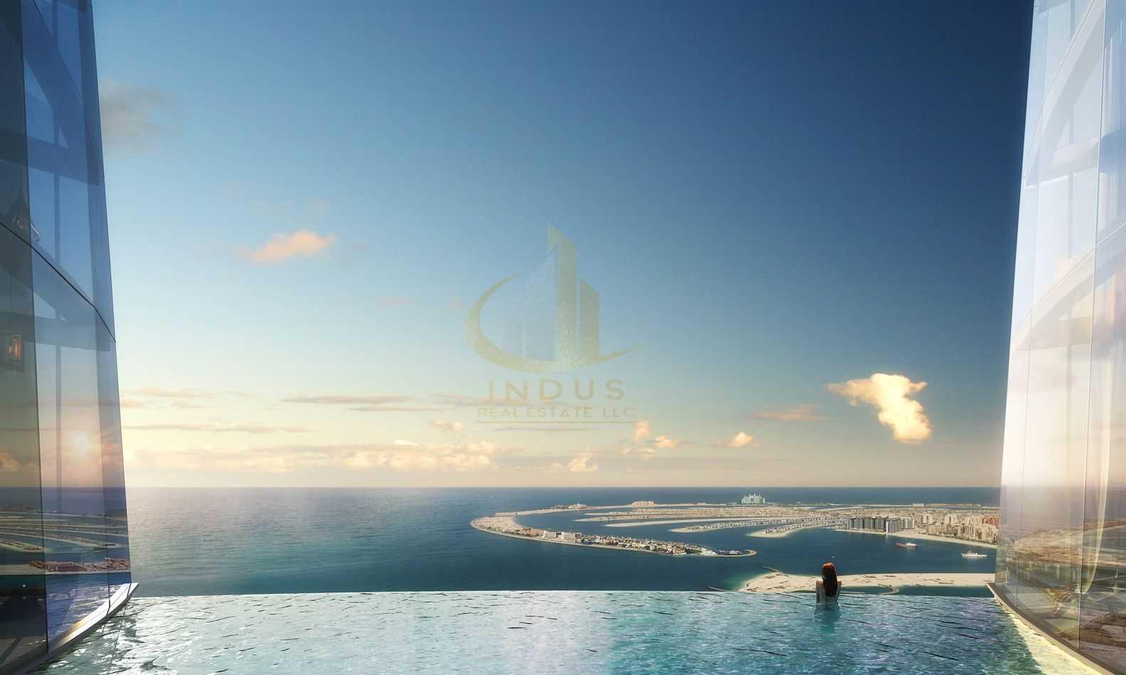 Resale | Luxury Studio in 5 Star Hotel | Panoramic View | High Floor