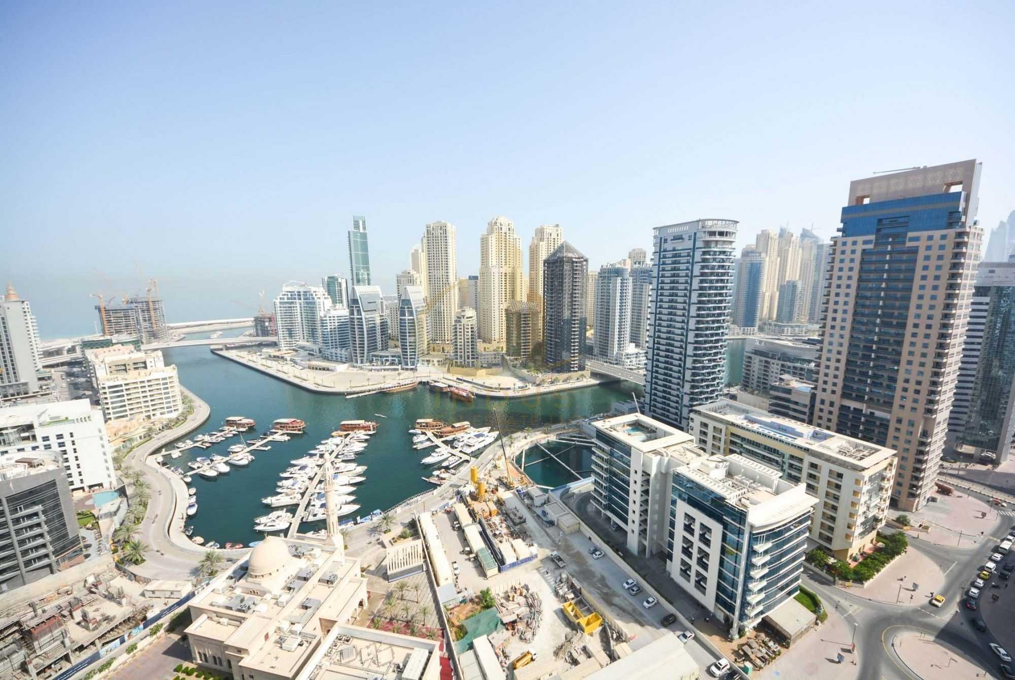 Marina View | Close to Metro | 2BR Escan Tower