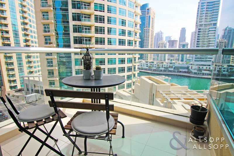 Marina Views   Unfurnished   Two Bedrooms