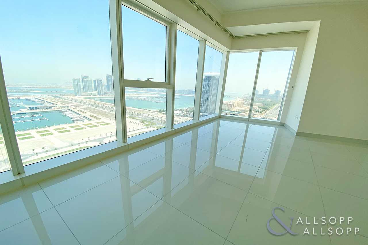 2 Bedroom | 3 Baths | Sea and Palm Views