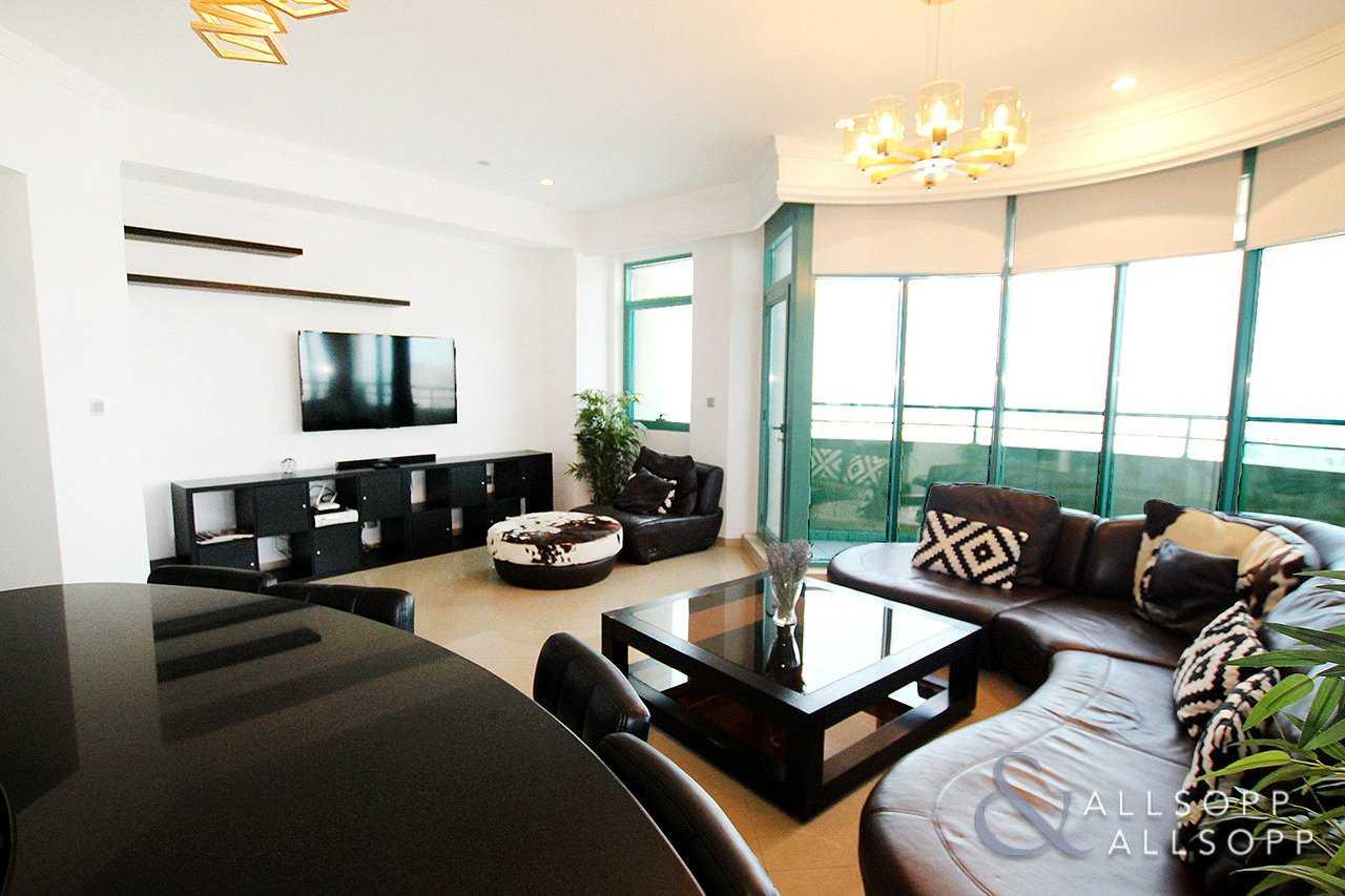 2 Beds + Study   Marina Crown   Sea View