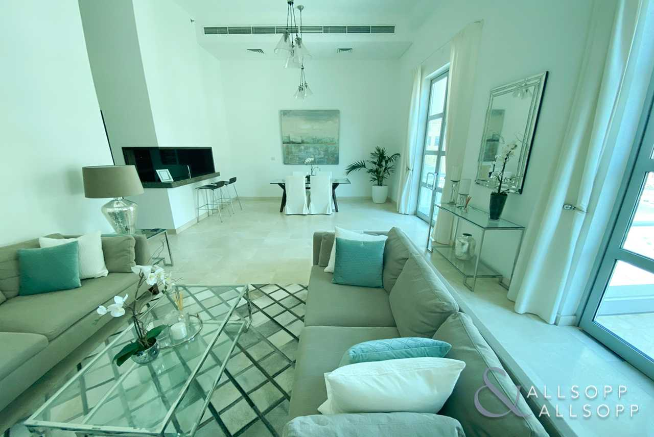 Rare Duplex | 1Bed Villa | Fully Furnished