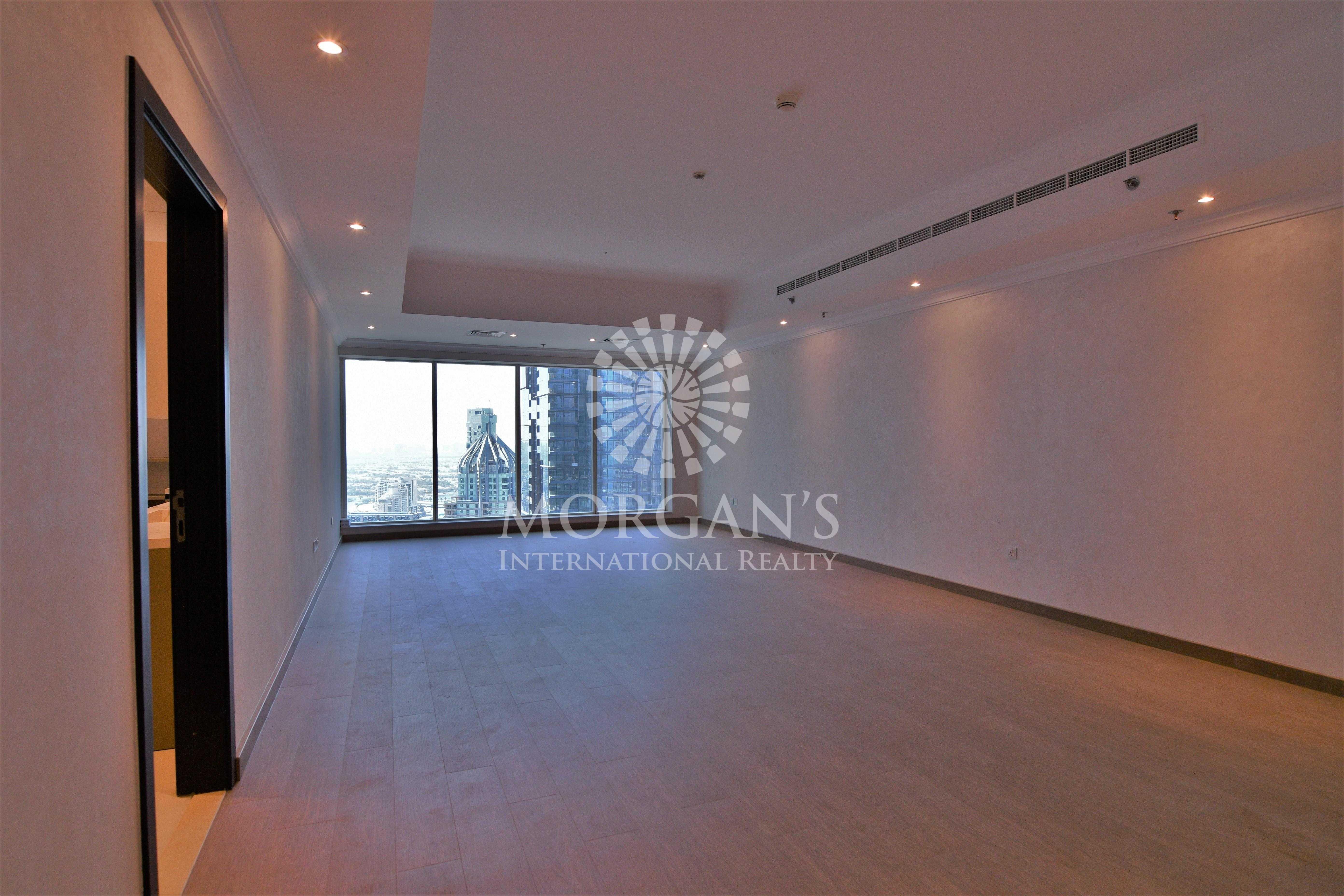 Fully Upgraded High Floor Vacant Marina View