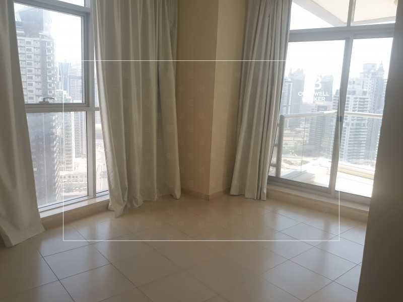 "Stunning 3BR + maid""s  Sky View Tower Dubai Marina"