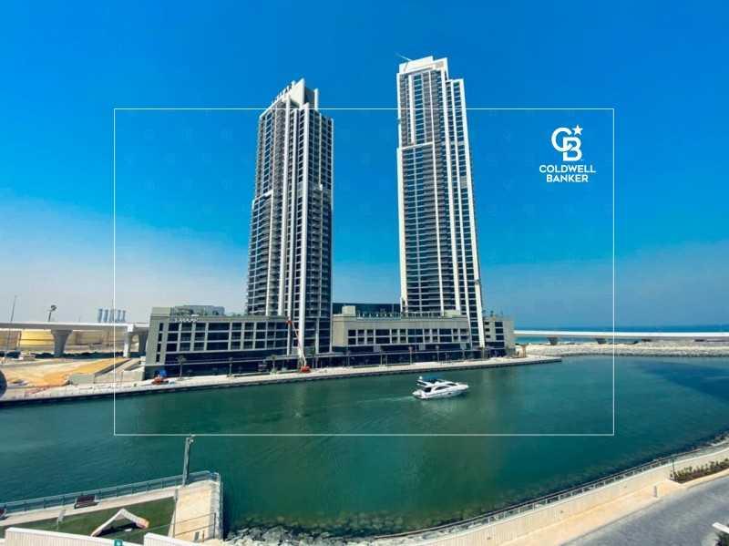 Dubai Eye View, 3 Bed + Maids | Type B