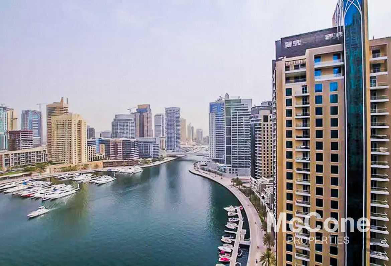 Stunning Marina Views | Furnished | High Floor