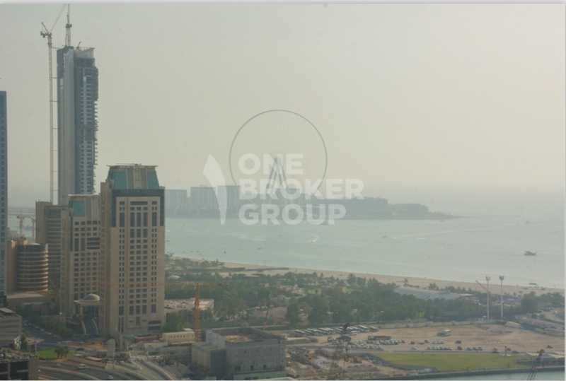 Sea View | High Floor | Furnished | Rented