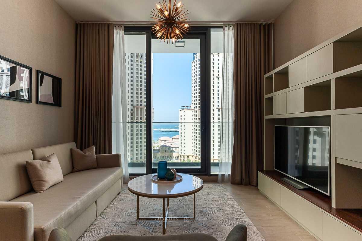 Panoramic View   High floor   Brand new
