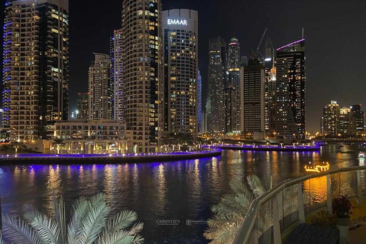 Exclusive|Stunning Panoramic Marina View|Renovated