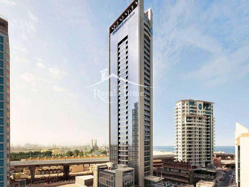 High ROI, Dubai Marina, Wyndham Hotel Apartment, Furnished