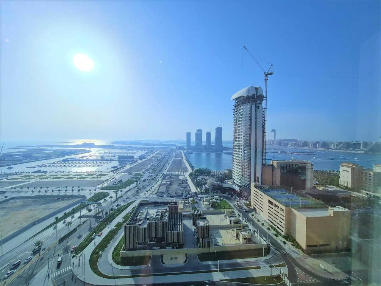 Full Sea view 2 BD | High Floor
