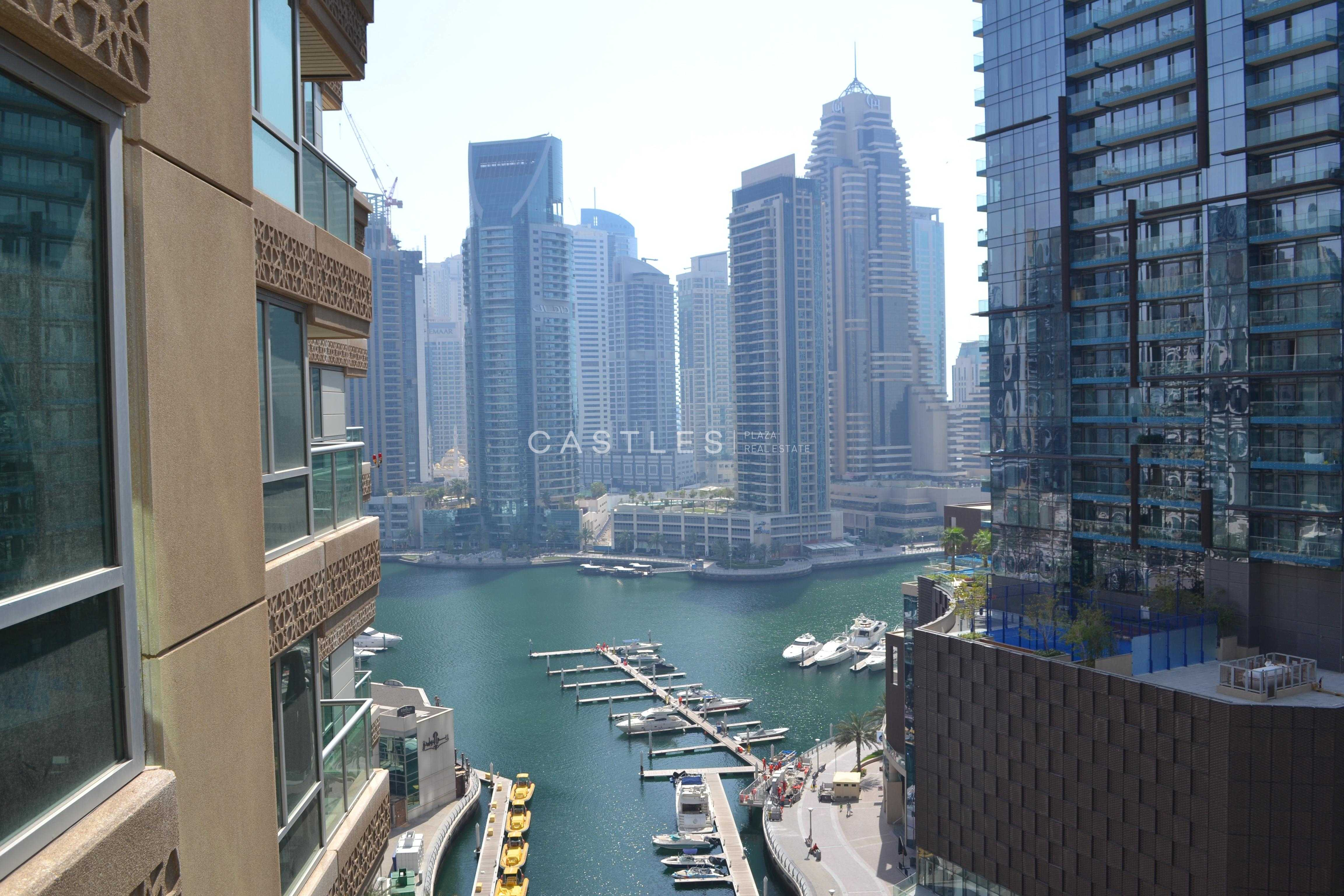 Spacious 3BR with amazing marina view