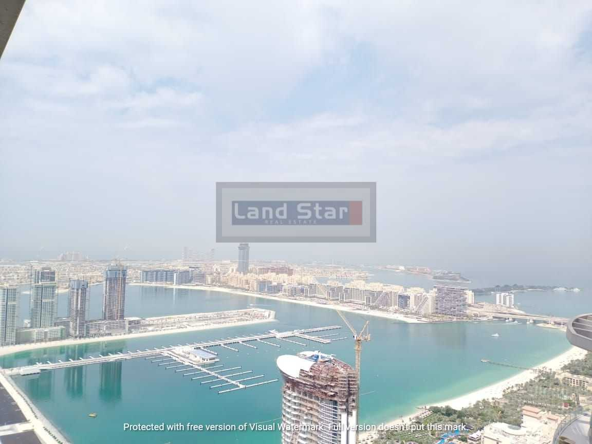 Sea View  Well maintained Apartment   Ready to move