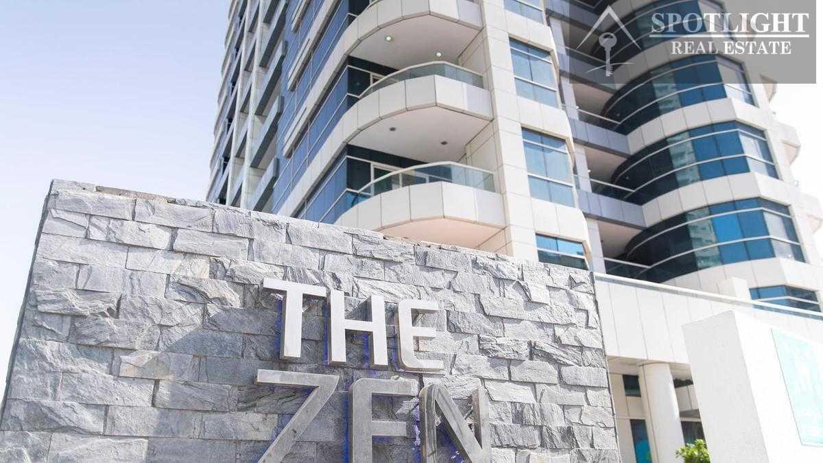 3 Bedroom   for rent   Dubai Marina   Zen Tower