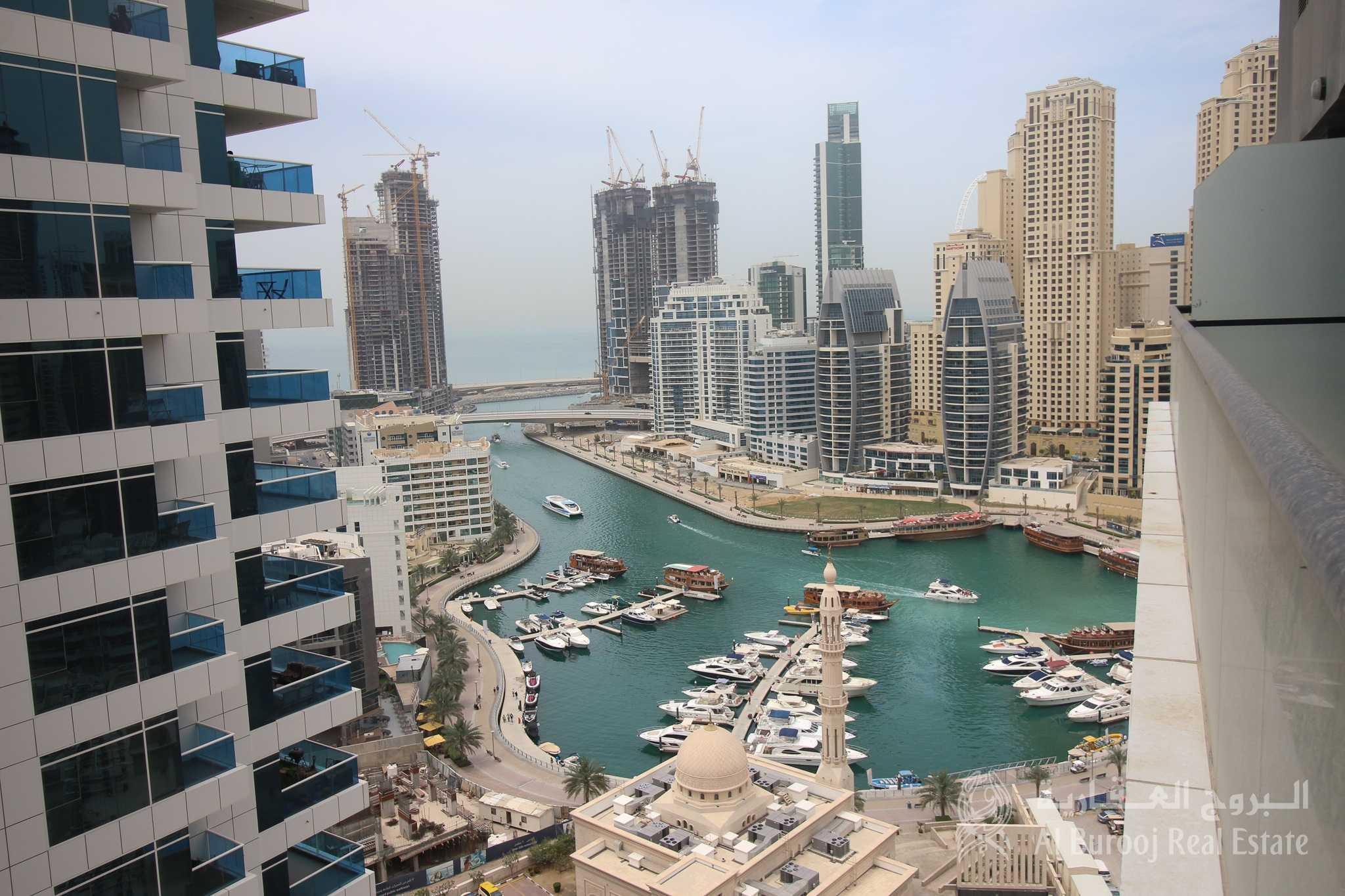 Chiller Free| Close to Tram| Marina View| Dubai Marina