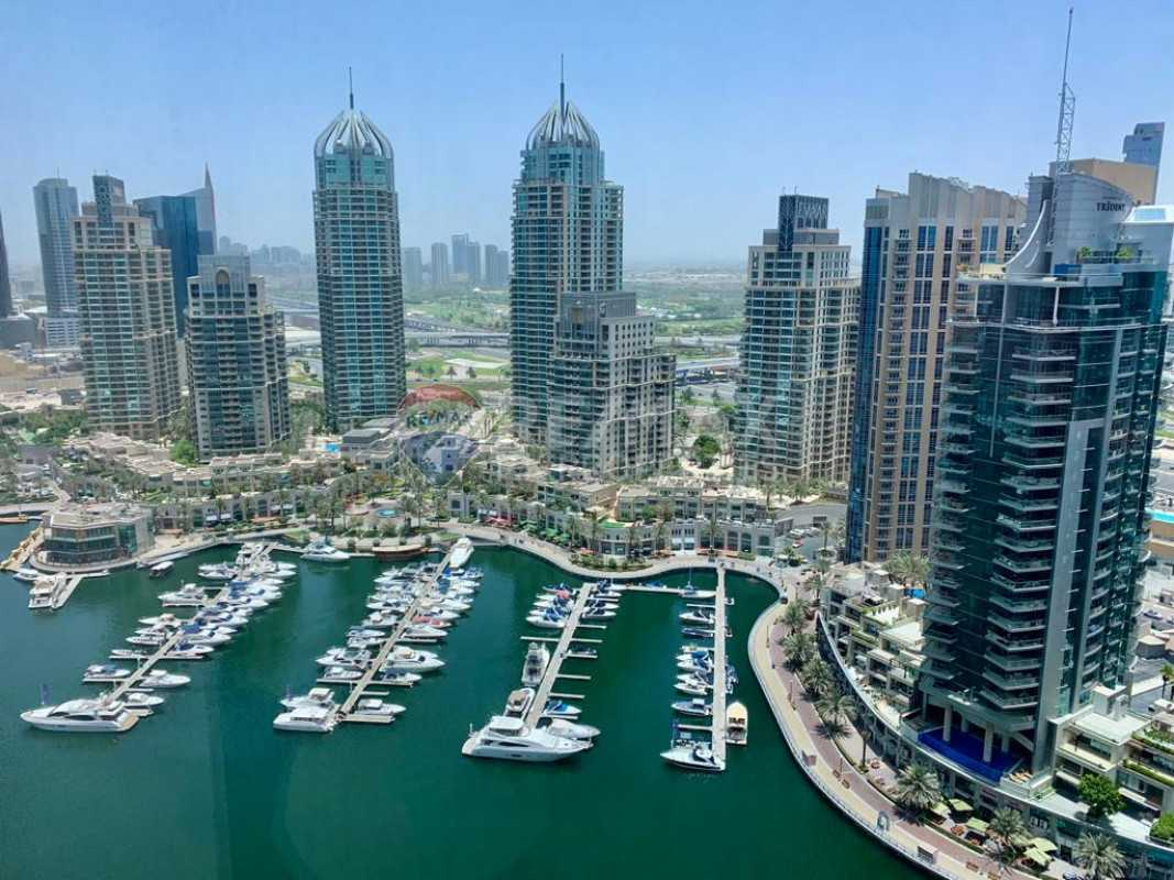 Bright Furnished 2 Bedrooms   Amazing Marina views