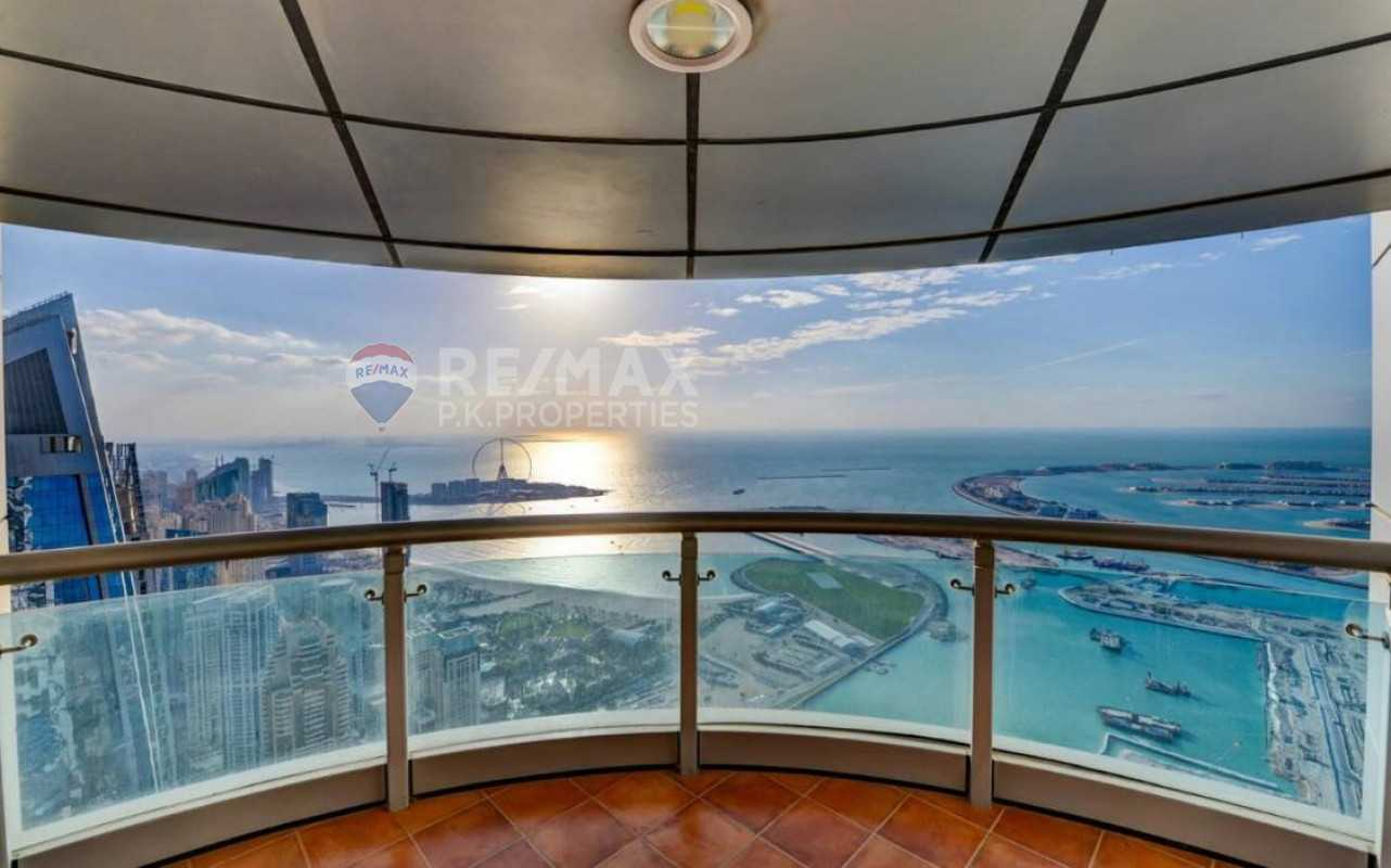 Full Sea View | Penthouse | Top Floor