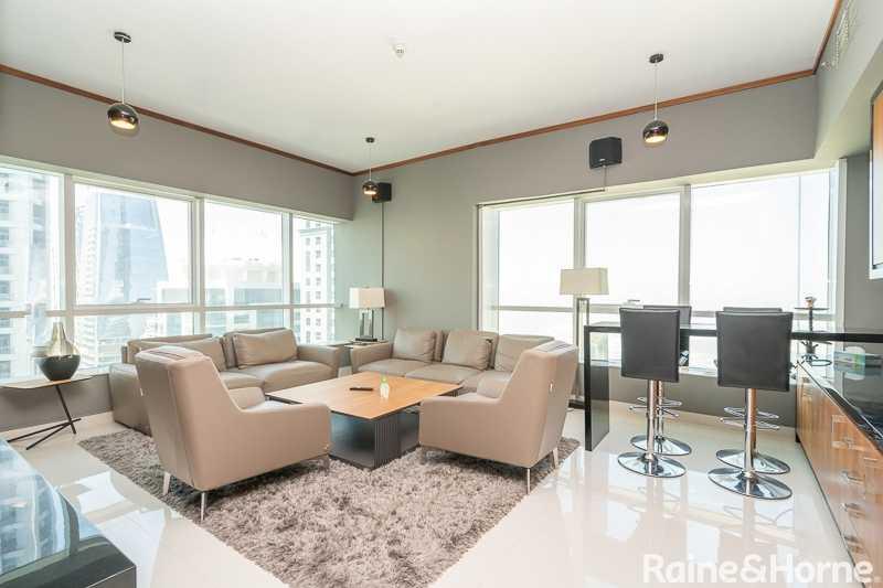 Luxury   High Floor   Palm & Marina View