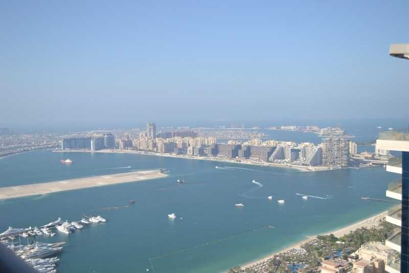 Exclusive! Furnished 2BR|High Floor|Partial Sea View