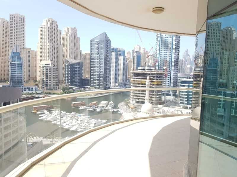 3BR + Maids | Upgraded Unit | Marina View