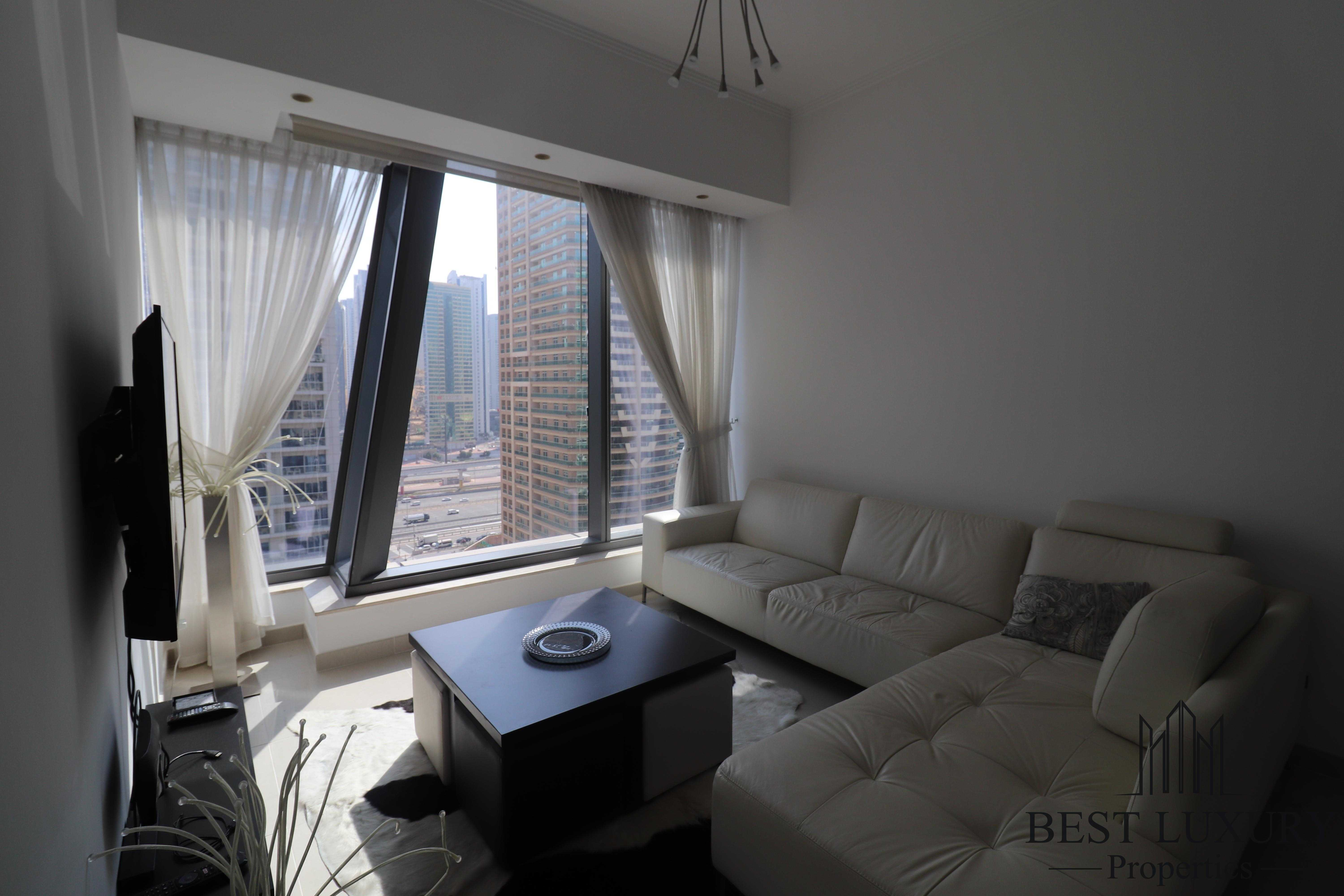 Furnished | Close to Metro | City View
