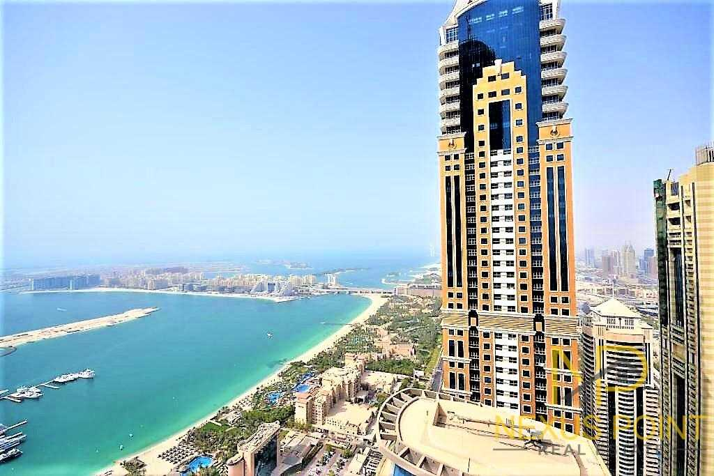 Sea View | Fully Furnished | Higher Floor