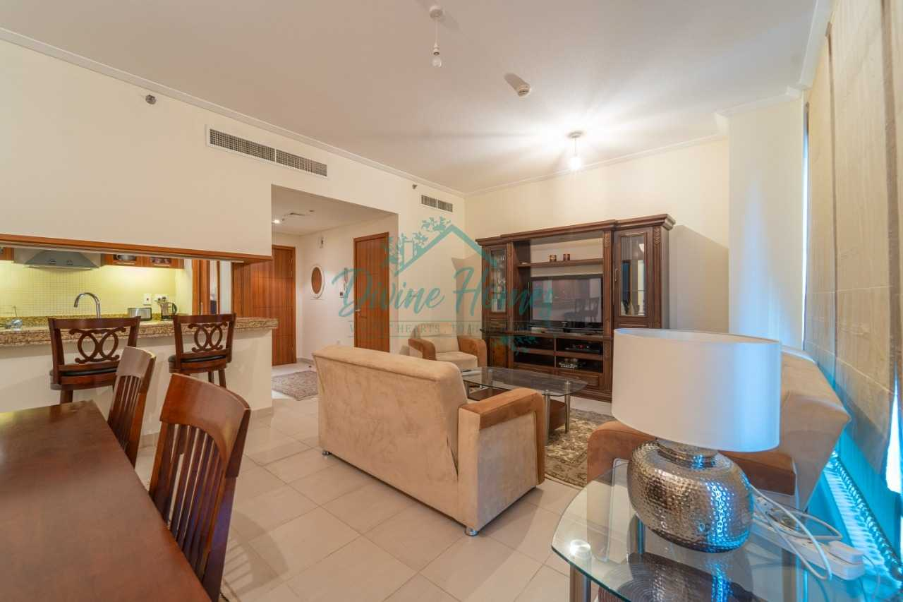 Furnished/Unfurnished | Chiller Free | Close to Beach | Emaar