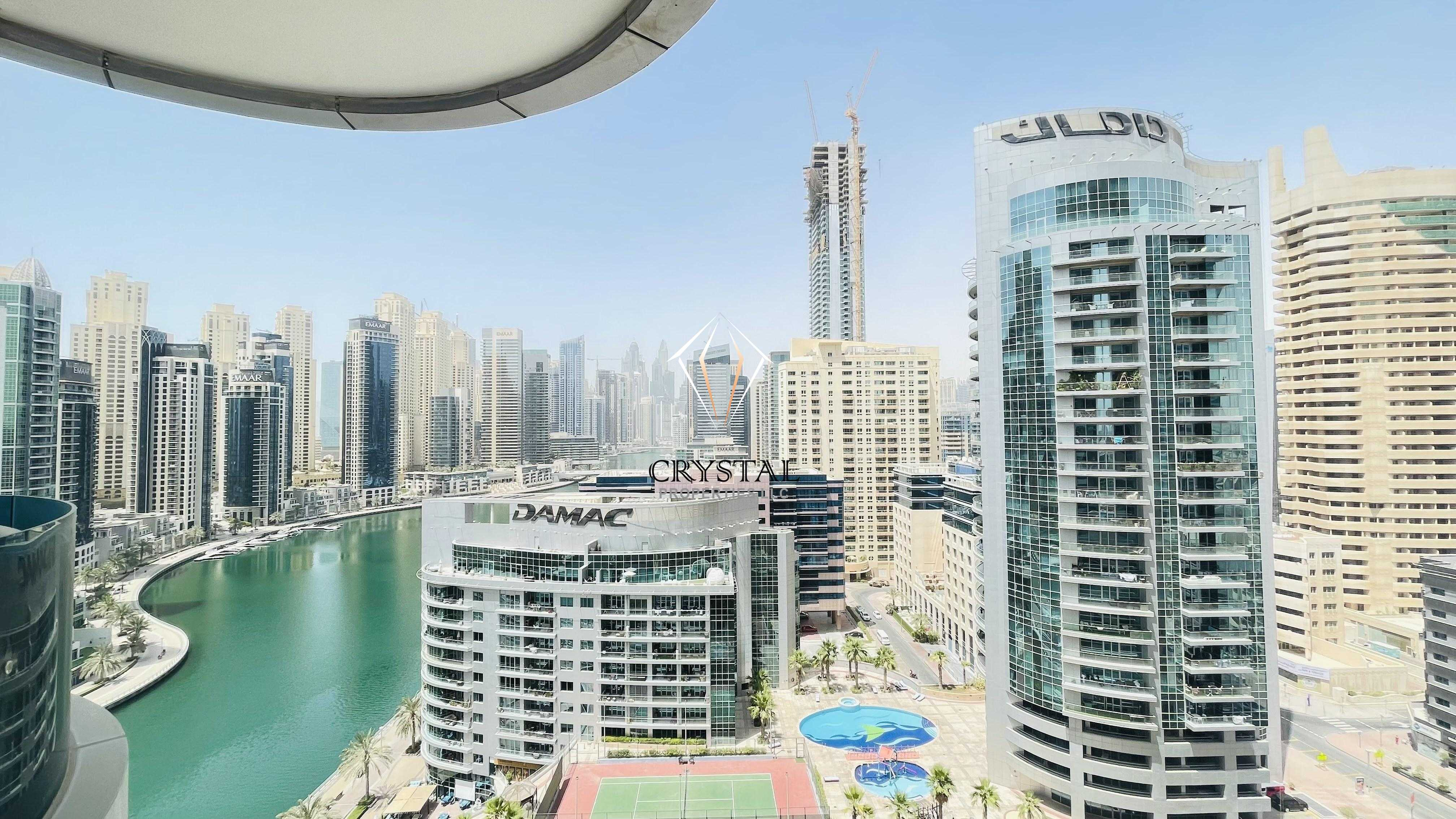 Panoramic Marina View I 2 BR I Fully Furnished
