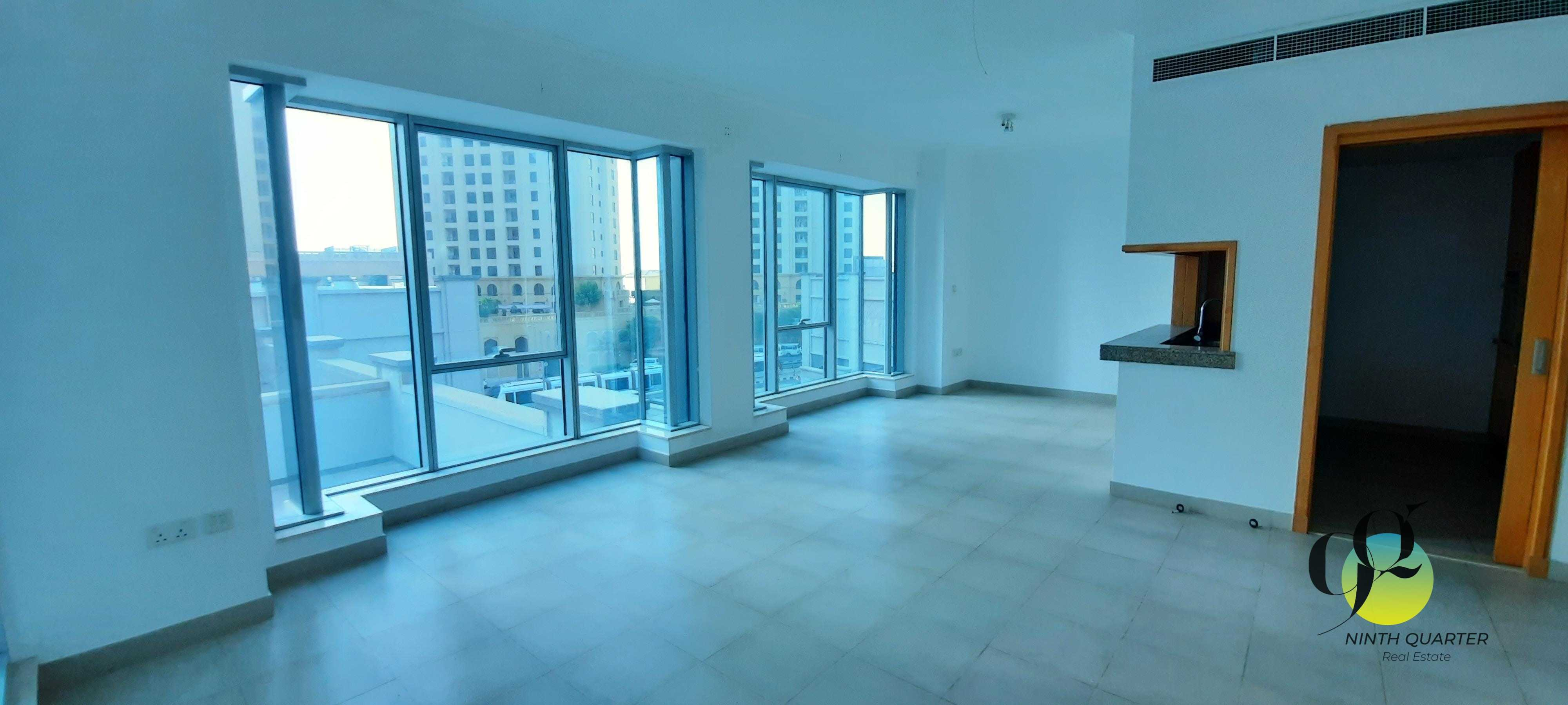 Emaar 1BHK, Multiple cheques options, Chiller free