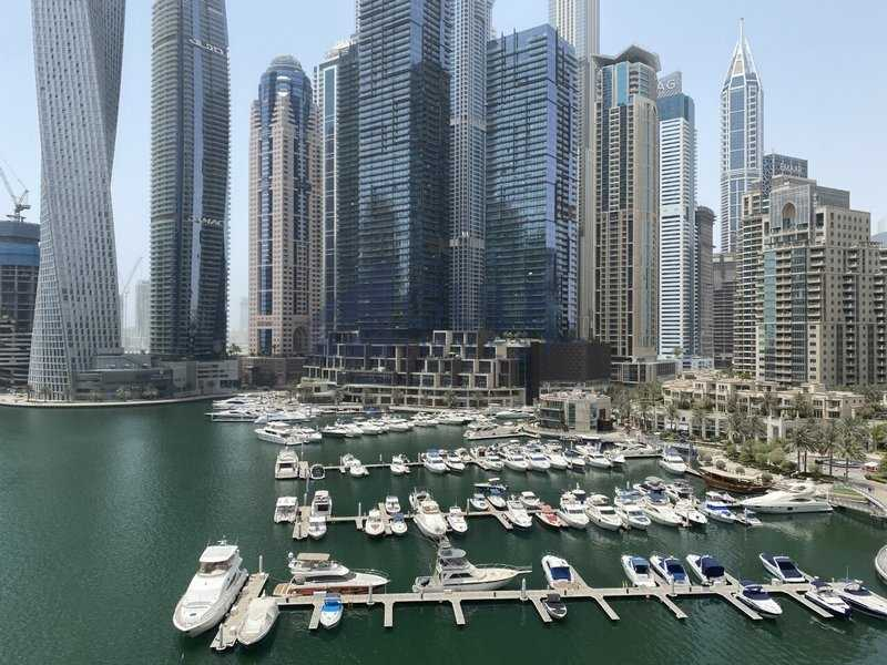 Fantastic Marina View,Luxury Furniture,Chiller Free!