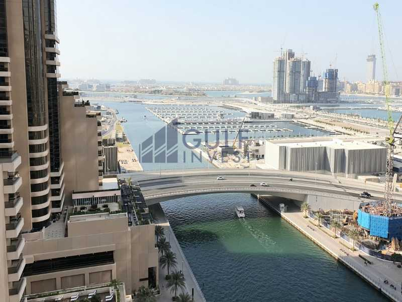 Beautiful 2BR Furnished with Marina View