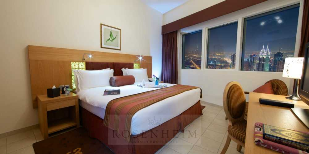 Furnished | All Bills Included | Hotel Facilities
