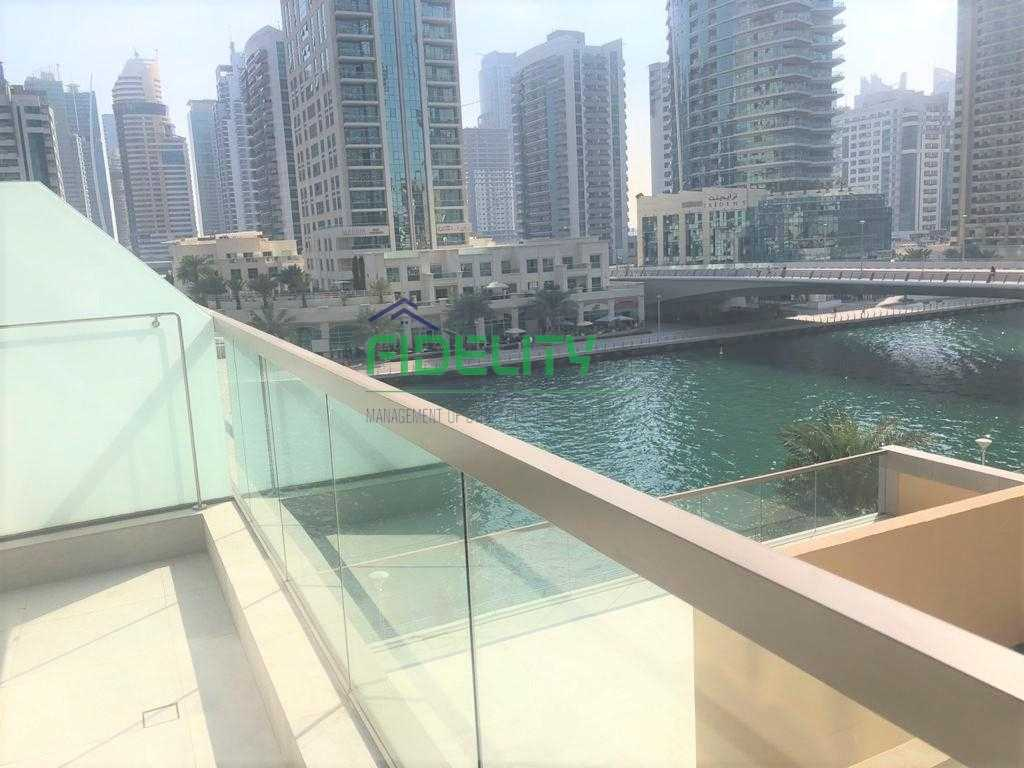 No Commission| Big Terrace | Chiller Free| Partial Marina View