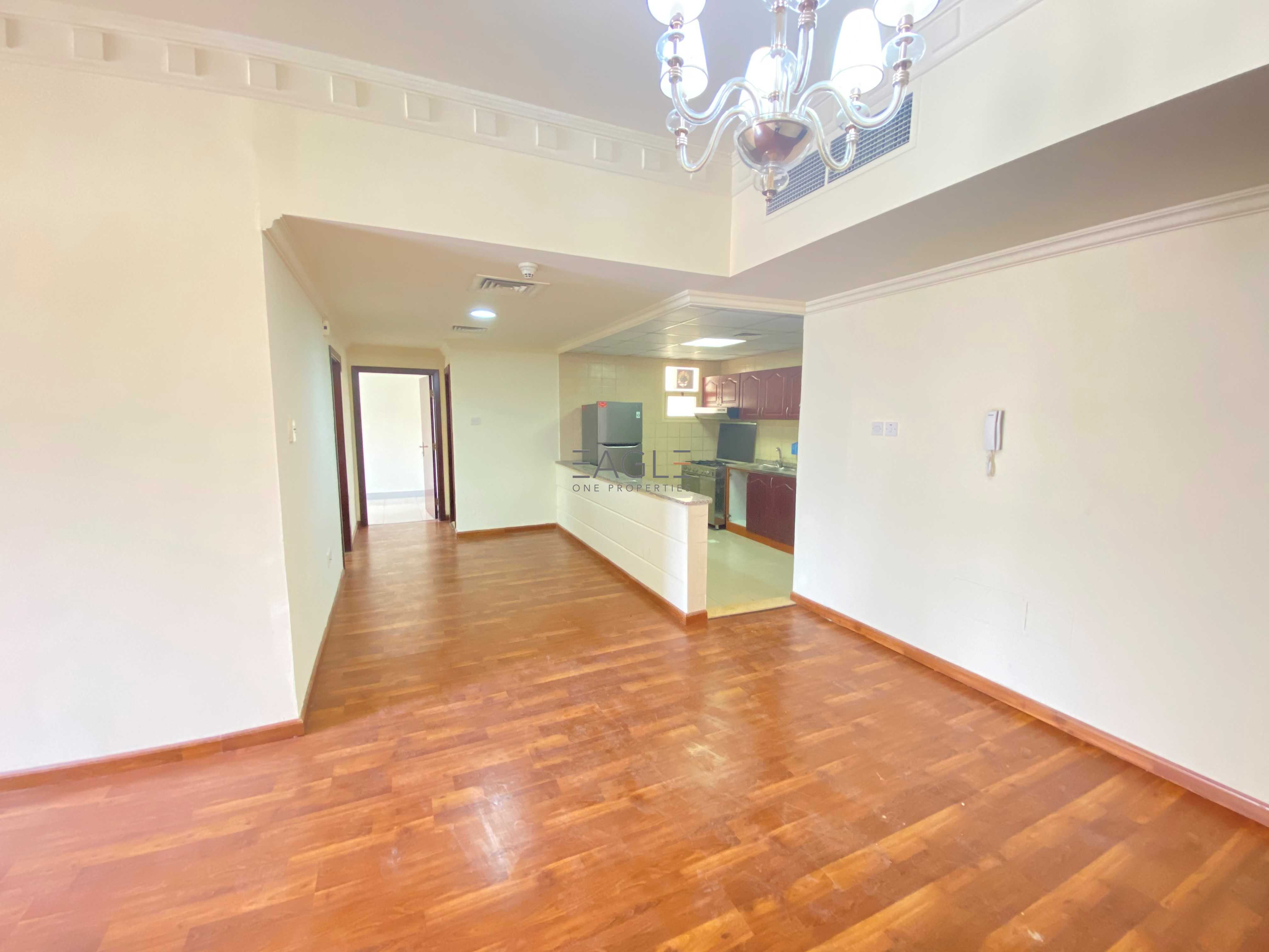 Spacious 2 BR   Marina View    Wooden Floor