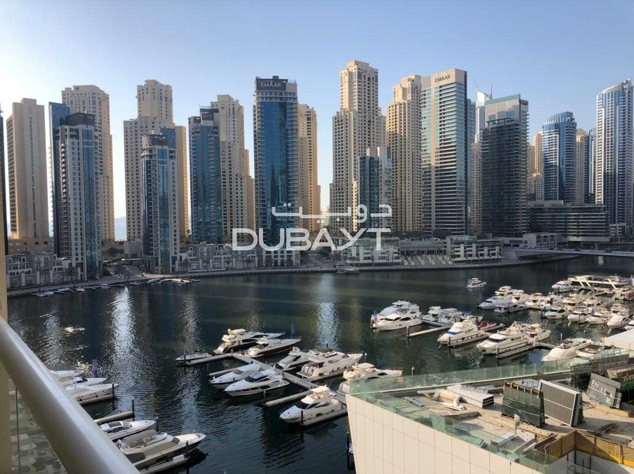 2 Months Free, 2 B/R + Maids + Balcony, Full Marina View, Marina sail